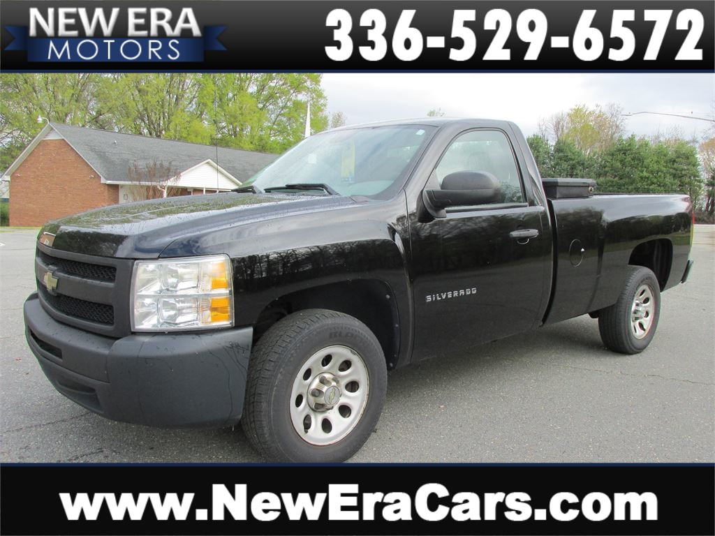 2011 Chevrolet Silverado 1500 Work Truck CHEAP! for sale by dealer