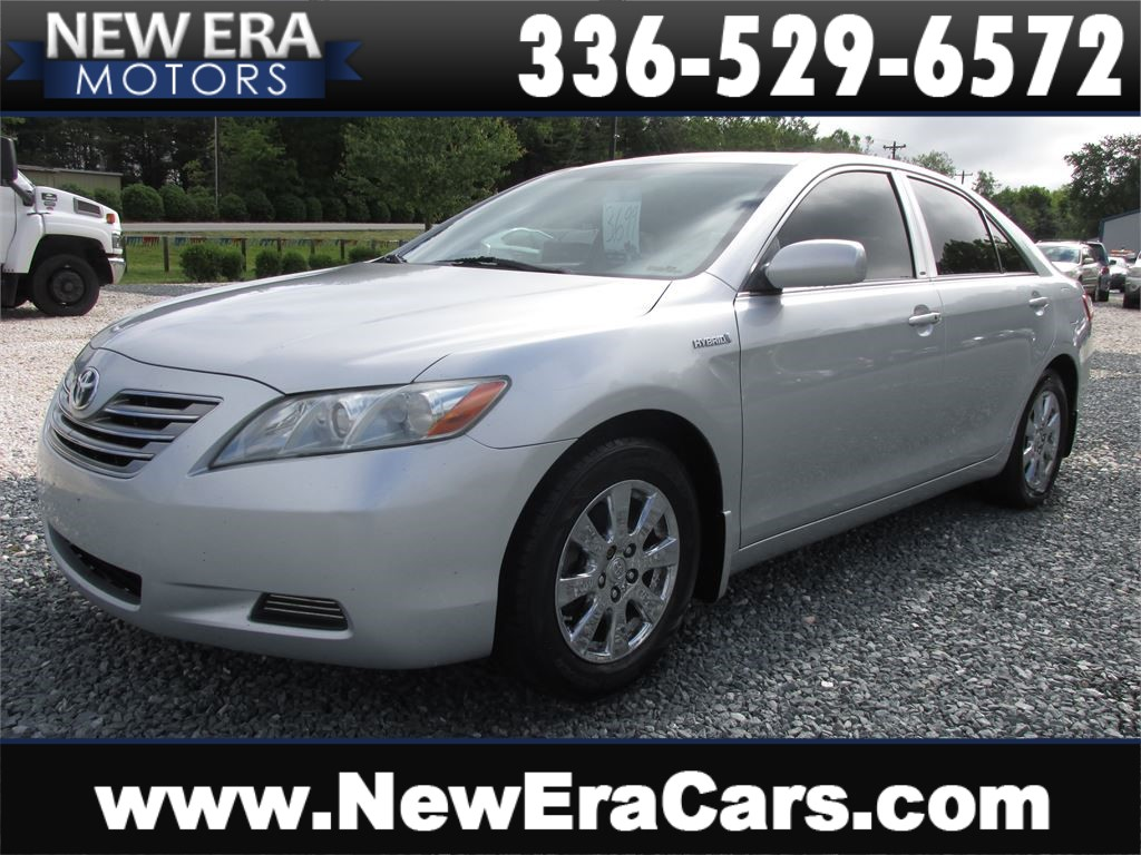 2007 Toyota Camry Hybrid NO Accidents, 40+ MPG for sale by dealer