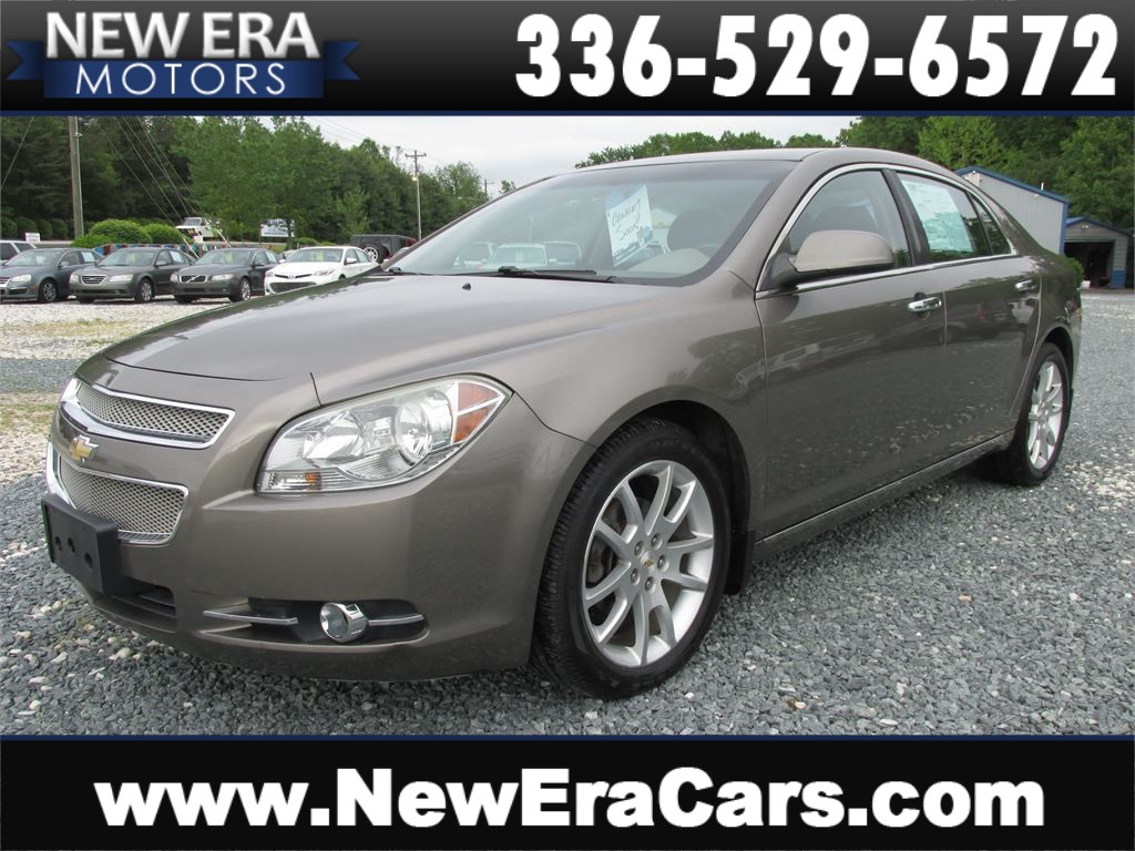 2011 Chevrolet Malibu LTZ-COMING SOON for sale by dealer