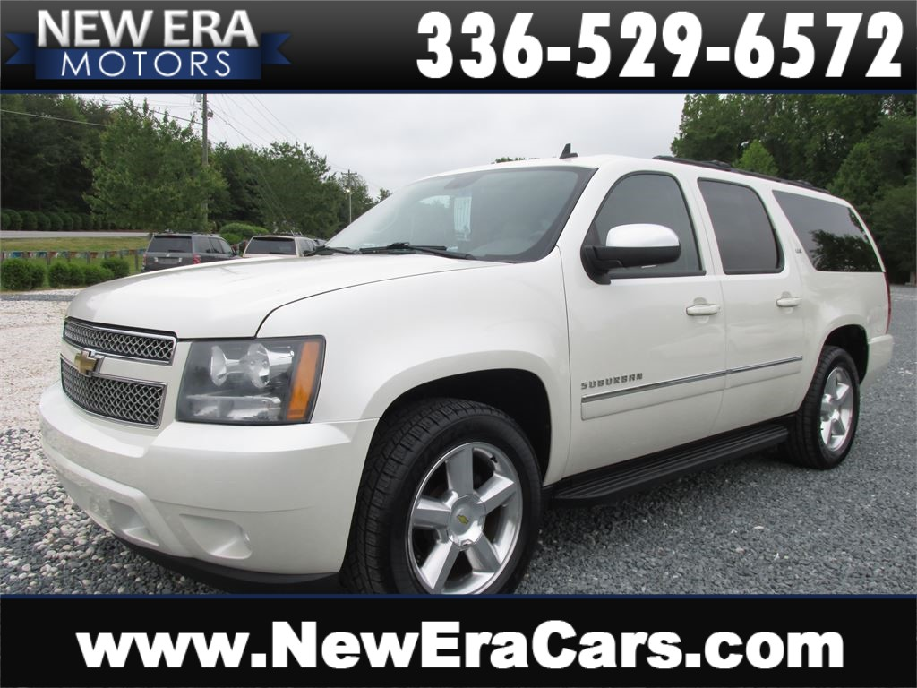 2010 Chevrolet Suburban LTZ 4WD Fully Loaded, DVD, More for sale by dealer