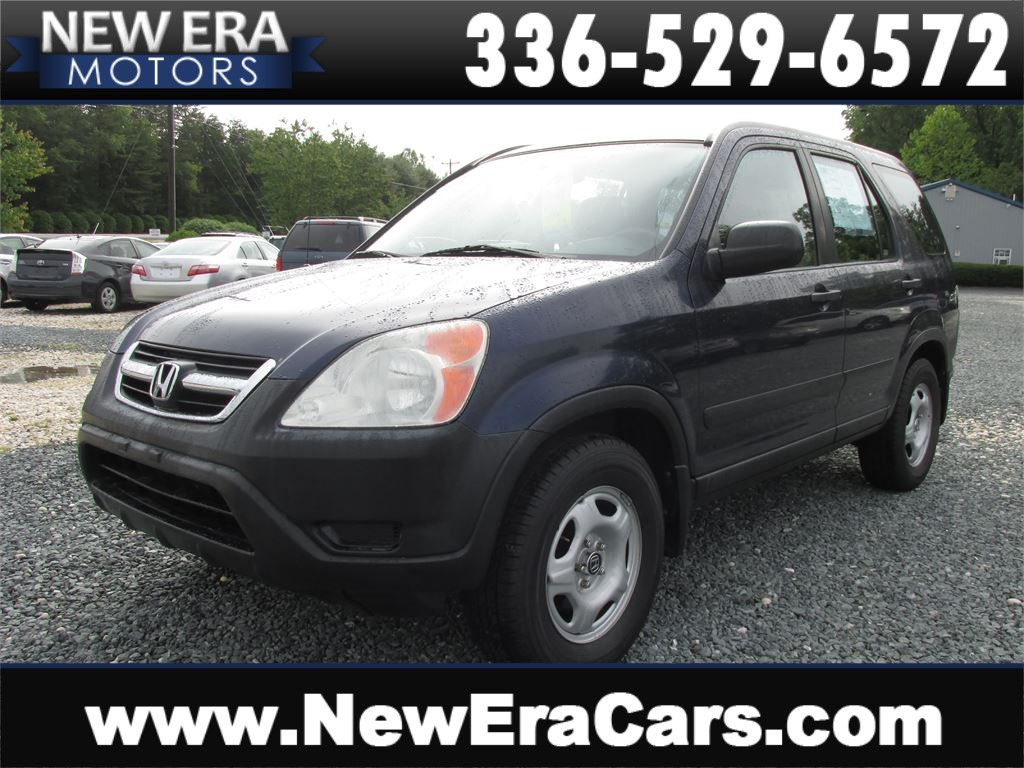 2004 Honda CR-V LX 2WD AT-COMING SOON for sale by dealer