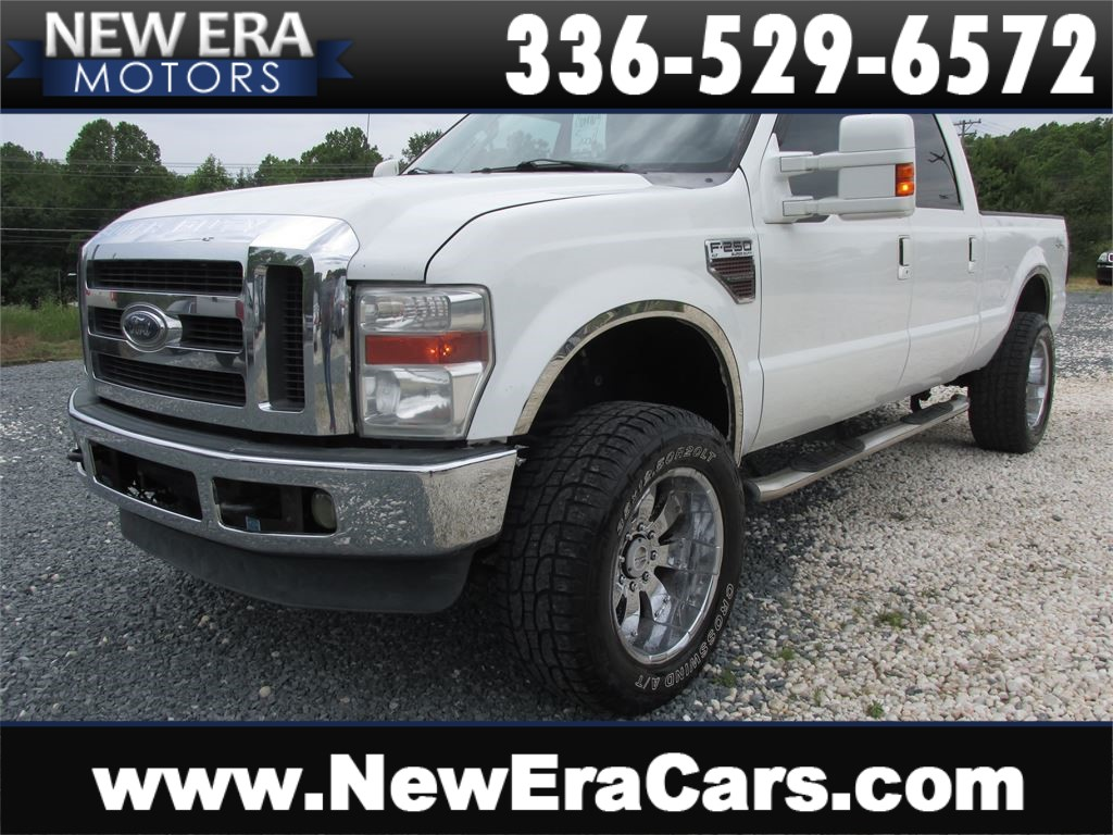 2009 Ford F-250 SD FX4 Crew Cab 4WD-COMING SOON for sale by dealer