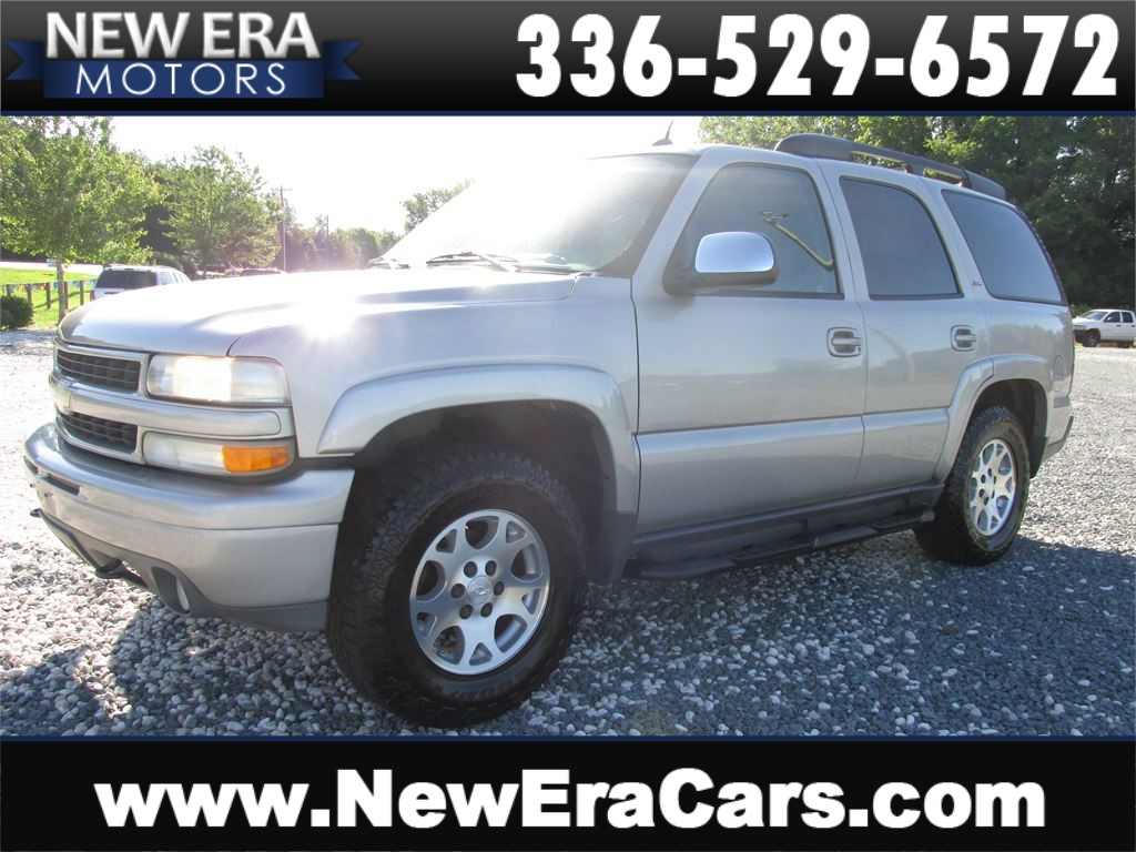 2005 Chevrolet Tahoe Z71 Leather, 3rdRow, New A/T Tires for sale by dealer