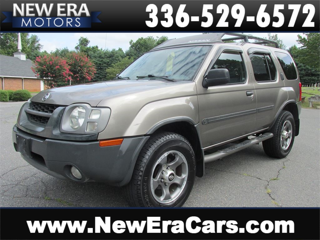 2004 Nissan Xterra XE 4WD-COMING SOON for sale by dealer