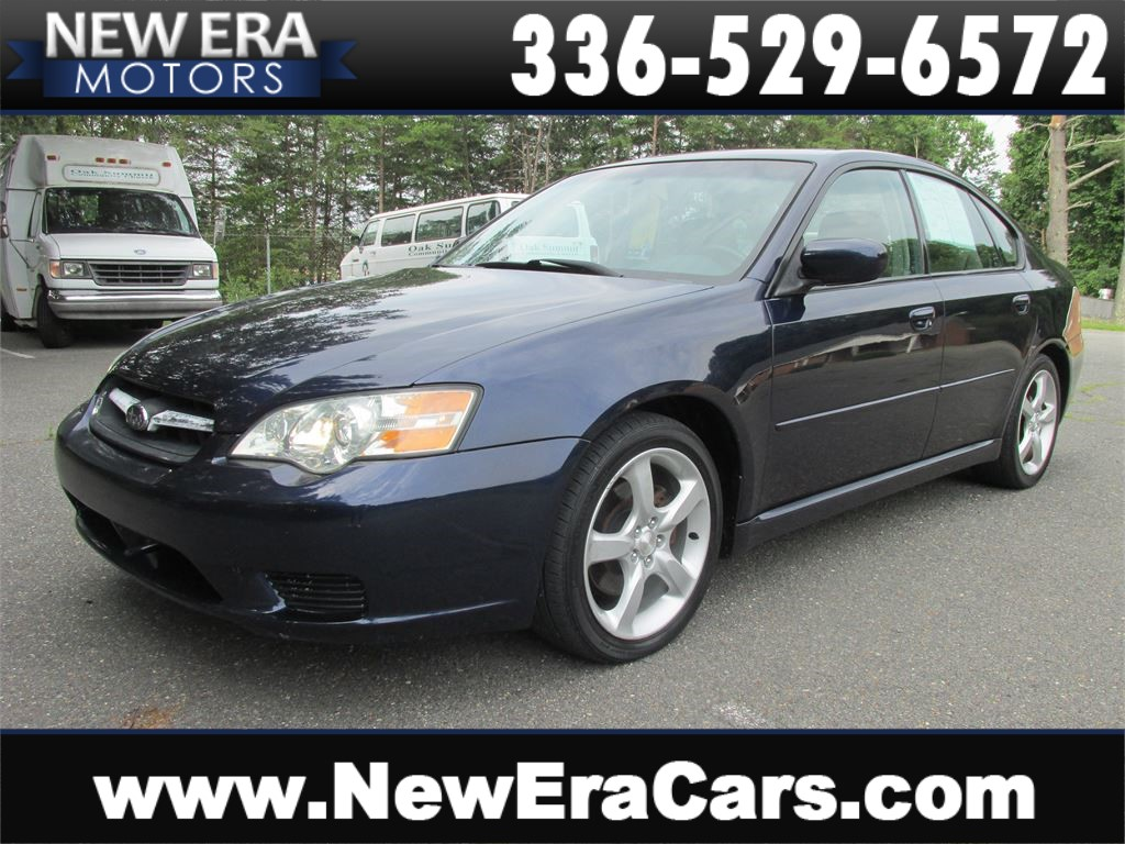 2007 Subaru Legacy 2.5i, 35+ Service Records, Clean for sale by dealer