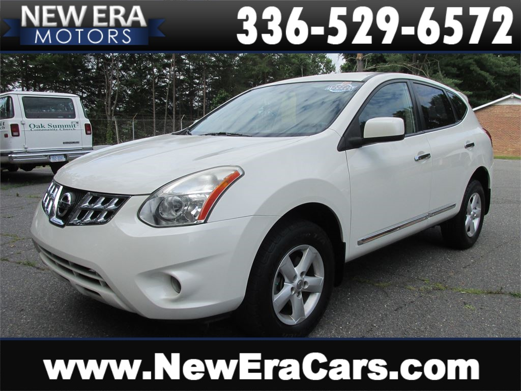 2013 Nissan Rogue S 2WD  for sale by dealer