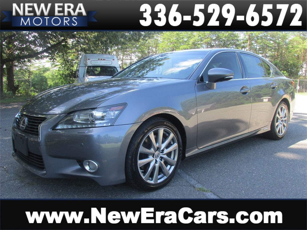 2013 Lexus GS 450h, Loaded, Hybrid, No Accidents for sale by dealer