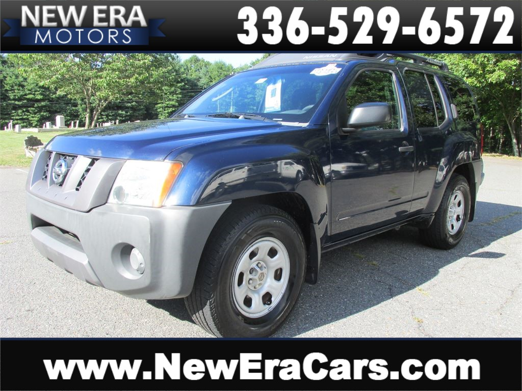 2006 Nissan Xterra, 1 Owner, Rust Free  for sale by dealer