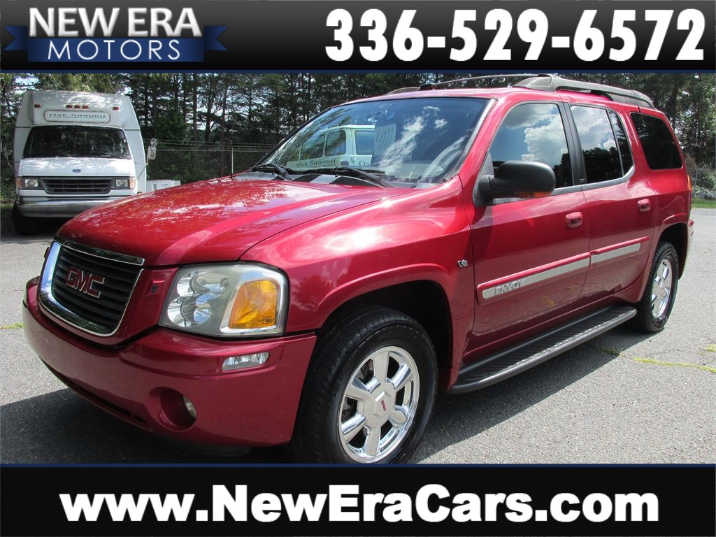 2003 GMC Envoy XL 4WD, V8, DVD, 3rd Row, Leather for sale by dealer