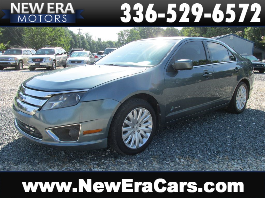2012 Ford Fusion Hybrid, NO Accidents, 40+ MPG for sale by dealer