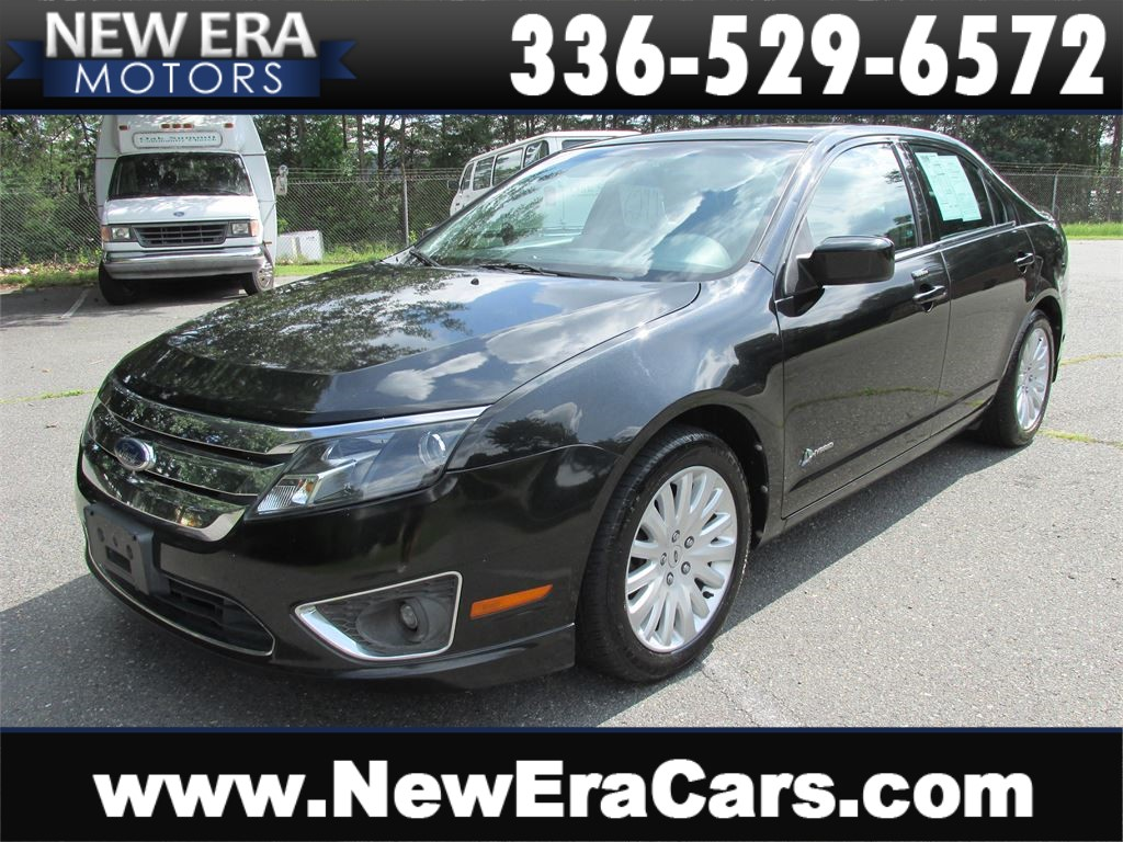 2010 Ford Fusion Hybrid, Leather, NO Accidents for sale by dealer
