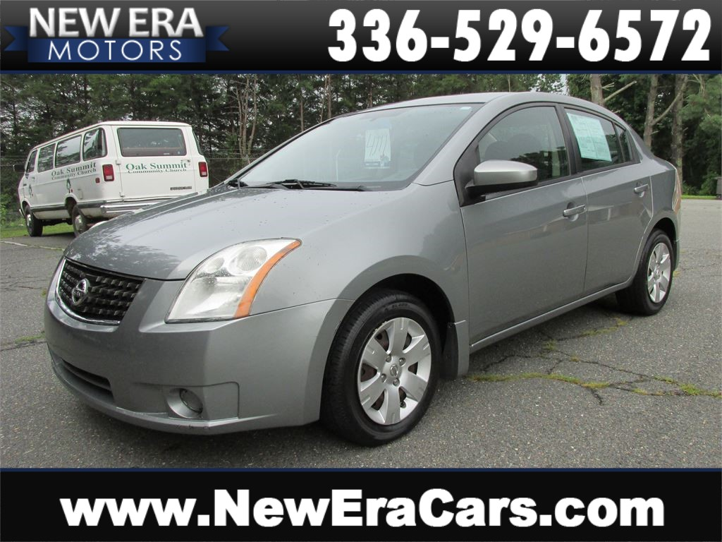 2008 Nissan Sentra, NO Accidents, 45+Service Records for sale by dealer