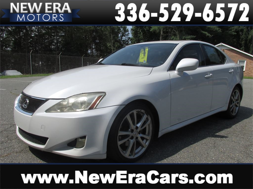 2008 Lexus IS 250, Loaded, NC Owned, Great Service  for sale by dealer