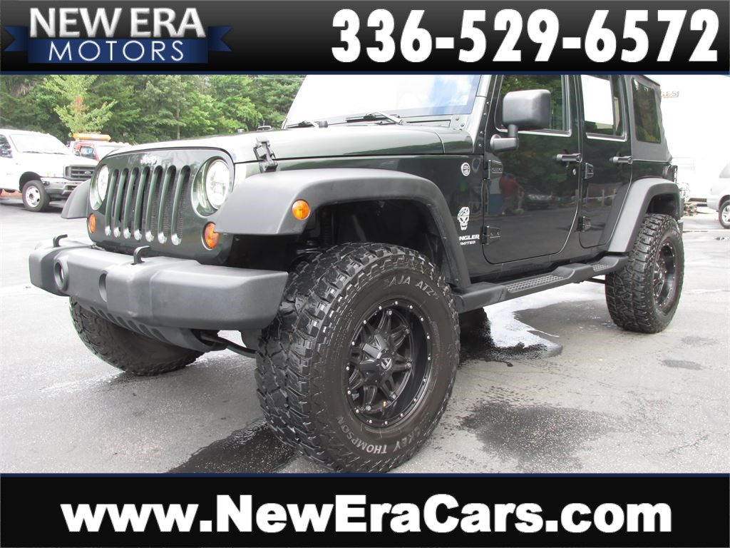 2011 Jeep Wrangler Unlimited Sport 4WD-COMING SOON for sale by dealer