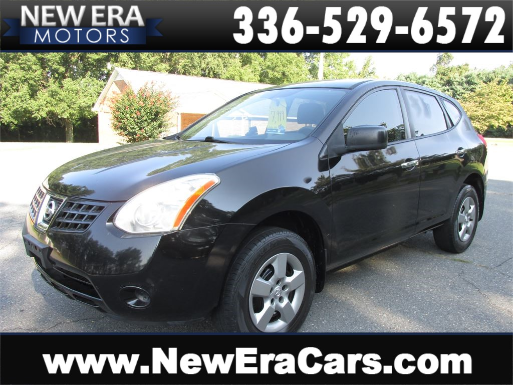 2010 Nissan Rogue S, AWD, NO Accidents, 85k Miles   for sale by dealer