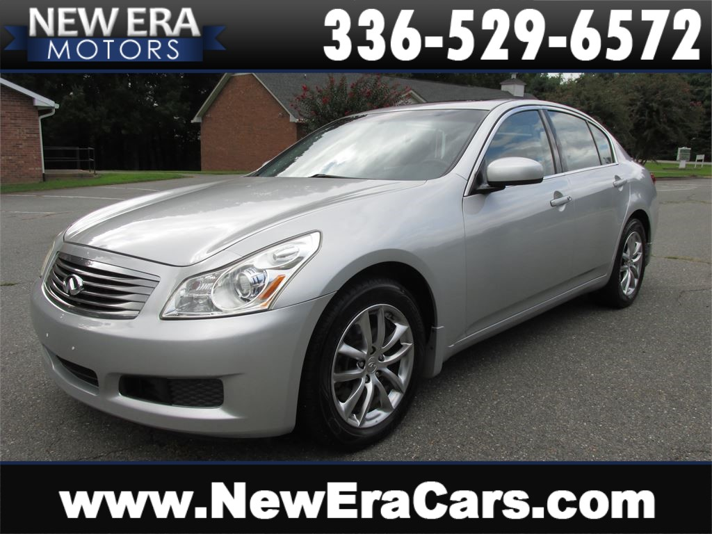 2007 Infiniti G35X, Sedan, AWD, 30+ Service Records for sale by dealer