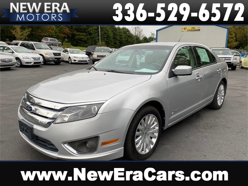 2012 FORD FUSION HYBRID 42+mpg NICE! for sale by dealer