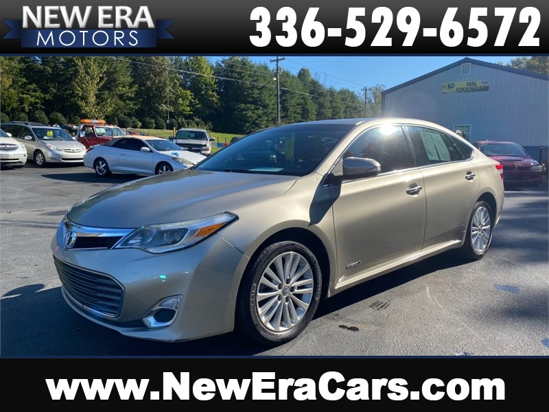 2015 TOYOTA AVALON HYBRID for sale by dealer