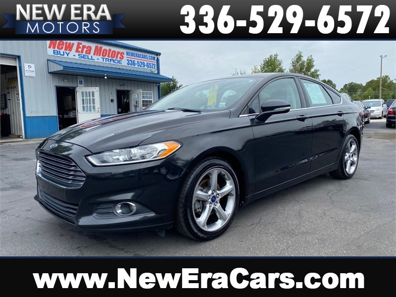 2014 FORD FUSION SE 2 Owner Serviced! for sale by dealer