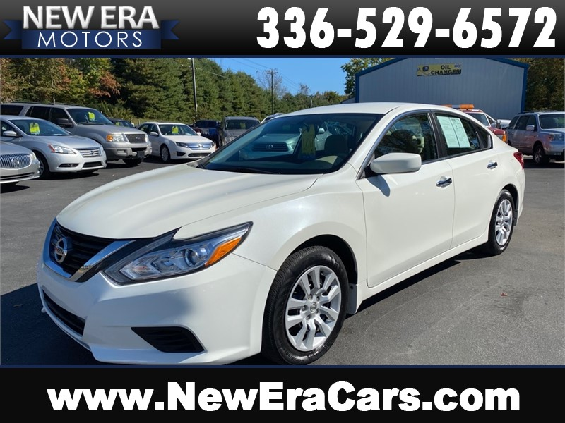 2017 NISSAN ALTIMA 2.5 S, 1 Owner, No Accidents for sale by dealer