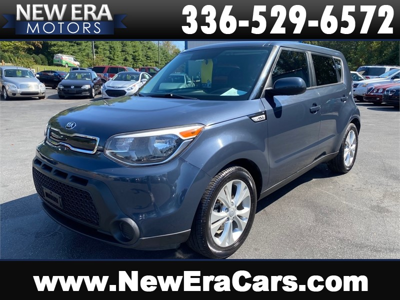 2015 KIA SOUL + Well Equipped, Good Commuter for sale by dealer