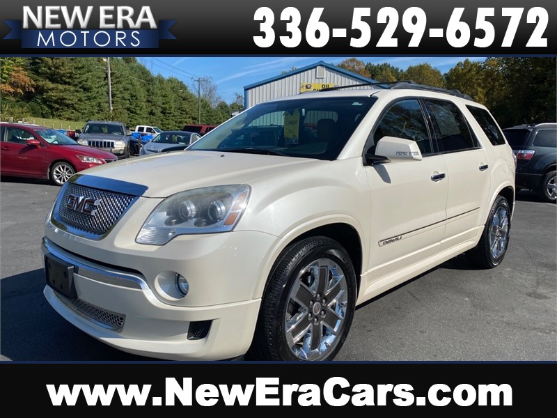 2012 GMC ACADIA DENALI, Fully Loaded, CLEAN!! for sale by dealer