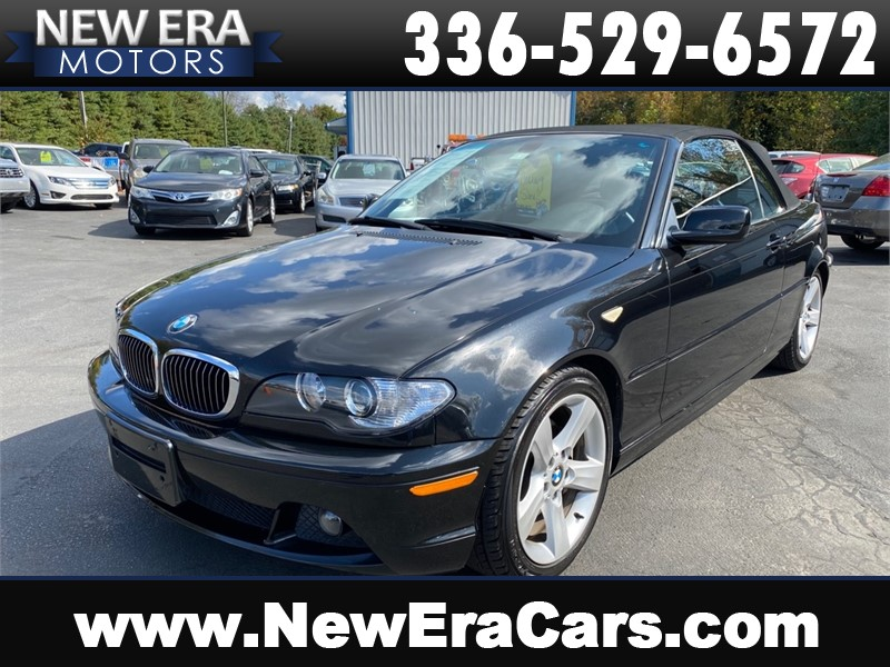 2004 BMW 325 CI, Convertable, Fully Loaded for sale by dealer