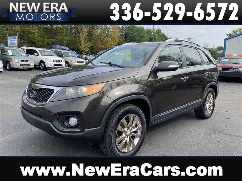 2011 KIA SORENTO EX, AWD, Loaded, 3rd Row for sale by dealer