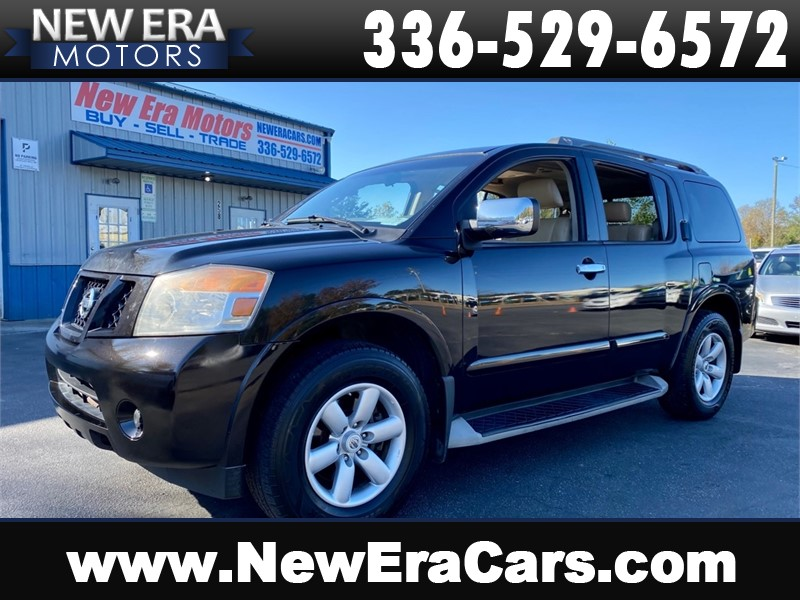 2011 NISSAN ARMADA SV for sale by dealer