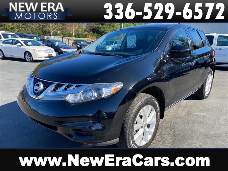 2014 NISSAN MURANO S for sale by dealer