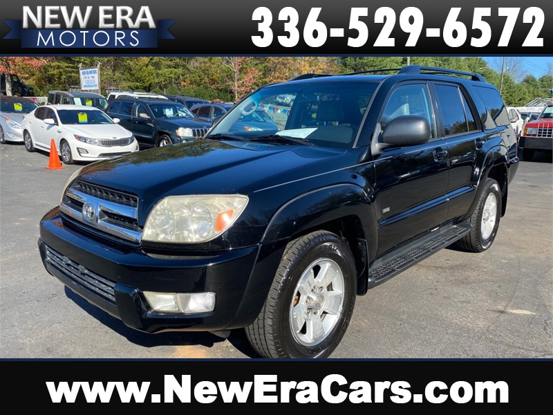 2005 TOYOTA 4RUNNER SR5 1-OWNER, Toyota Serviced for sale by dealer