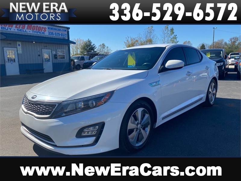 2016 KIA OPTIMA 1-OWNER HYBRID No Accidents SERVICED for sale by dealer