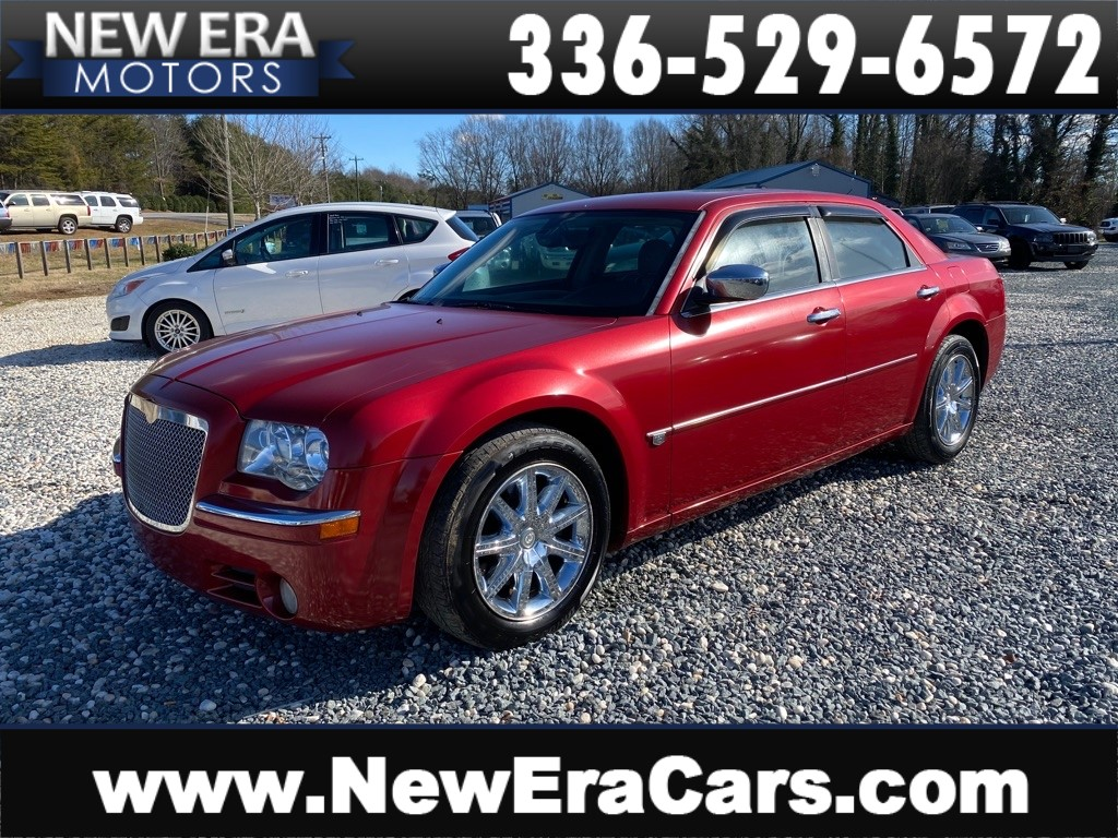 2007 CHRYSLER 300C 1 OWNER Leather Loaded CLEAN HEMI for sale by dealer