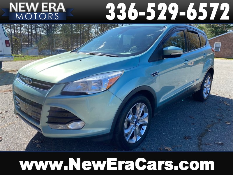 2013 FORD ESCAPE SEL 2 owner nice! for sale by dealer
