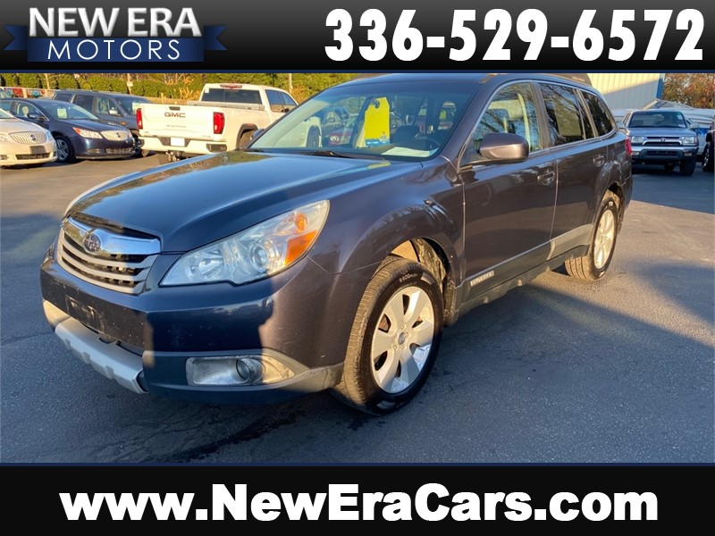 2010 SUBARU OUTBACK 2.5 Limited 1 Owner AWD Sunroof for sale by dealer