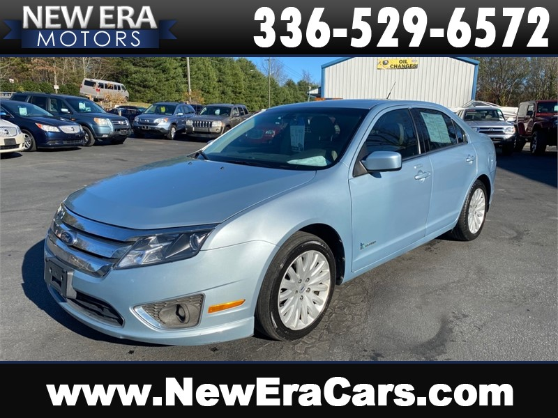 2011 FORD FUSION HYBRID Leather NAV 40+ mpg for sale by dealer