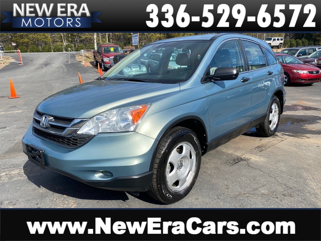 2011 HONDA CR-V LX 30 CarFax WELL MAINTAINED for sale by dealer