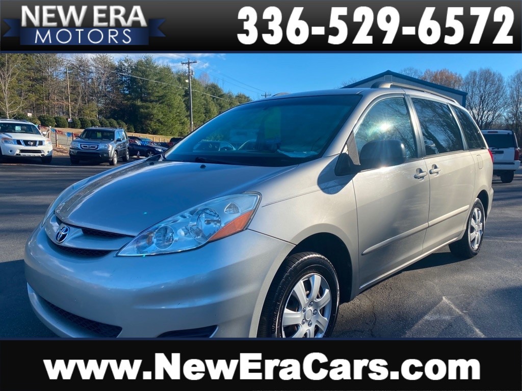 2006 TOYOTA SIENNA CE-2 OWNERS for sale by dealer