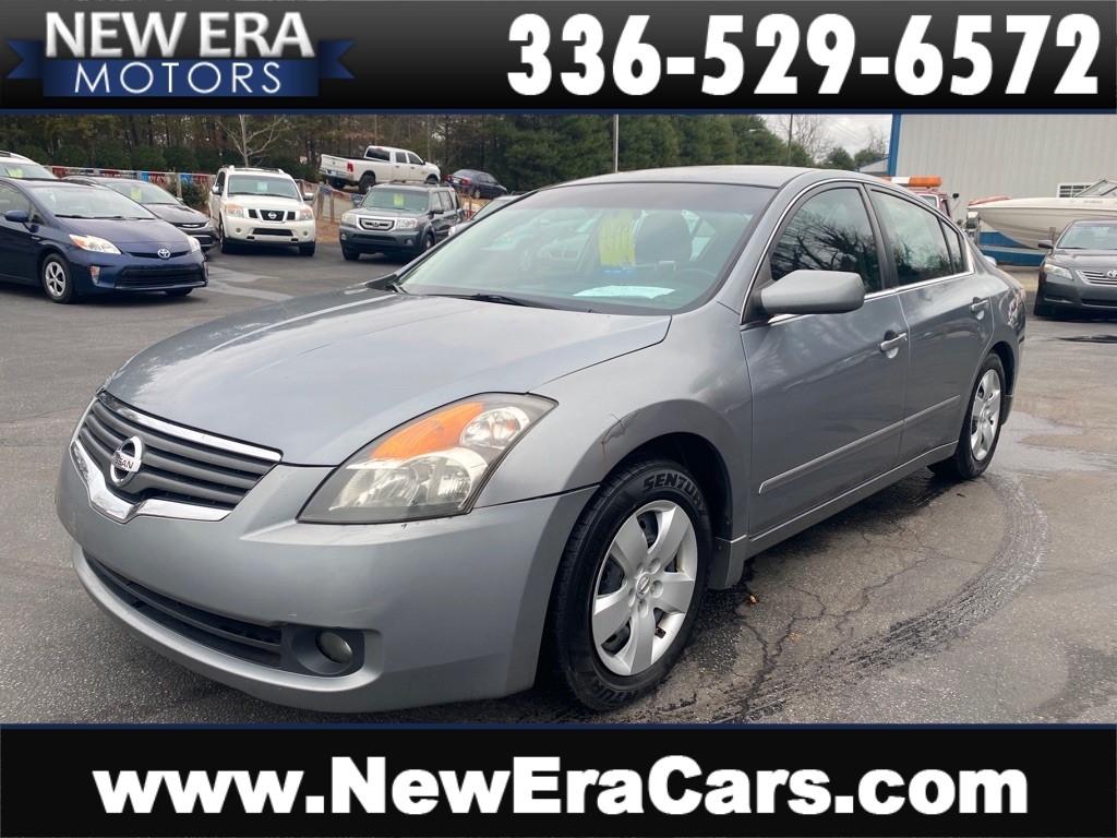 2007 NISSAN ALTIMA 2.5 NC Owned 24 Service Record for sale by dealer
