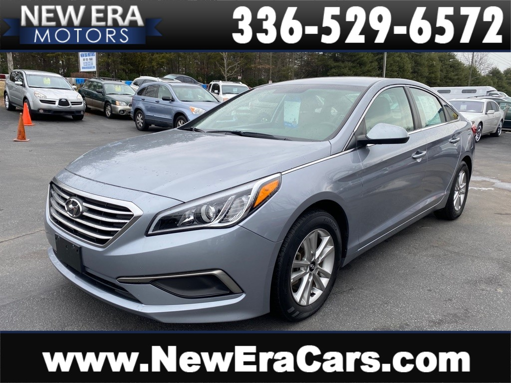 2016 HYUNDAI SONATA SE-No Accidents 1 Owner for sale by dealer