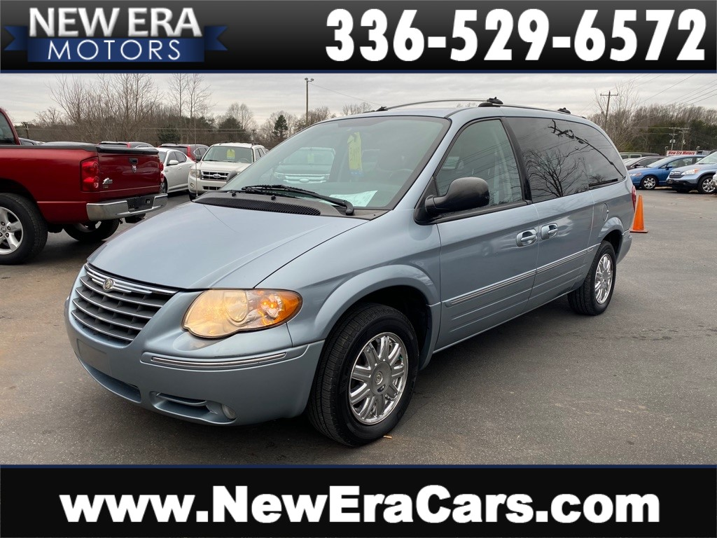 2006 CHRYSLER TOWN & COUNTRY LIMITED-No Accid, 1 Owner for sale by dealer