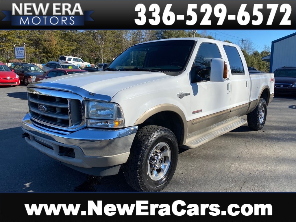 2003 FORD F250 KING RANCH DIESEL SUPER DUTY-COMING SOON for sale by dealer