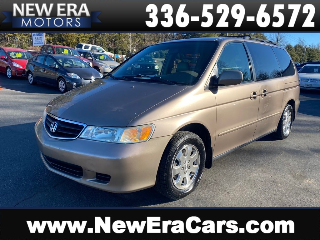 2003 HONDA ODYSSEY EXL-1 OWNER for sale by dealer