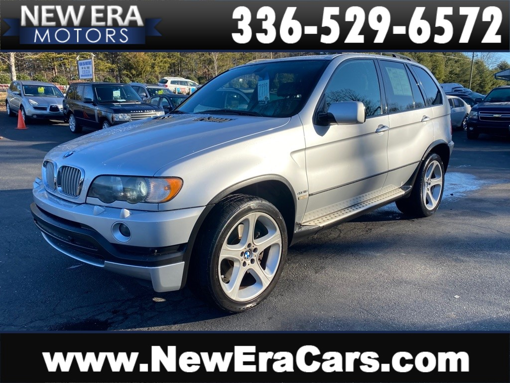 2003 BMW X5 DINAN 4.6IS-ULTRA RARE for sale by dealer