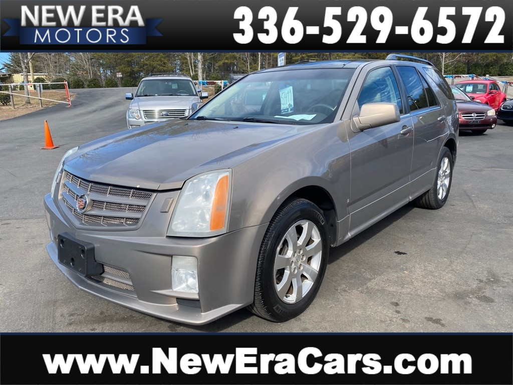 2007 CADILLAC SRX 2 OWNERS for sale by dealer