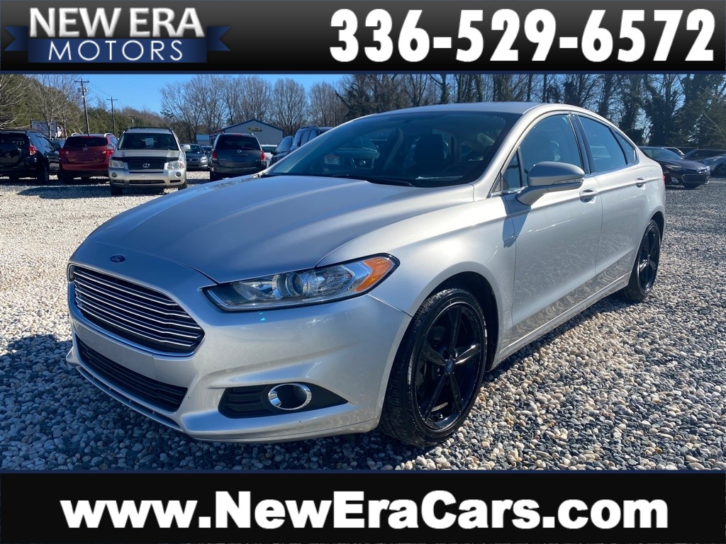 2016 FORD FUSION SE NO ACCIDENTS CAROLINA OWNED for sale by dealer