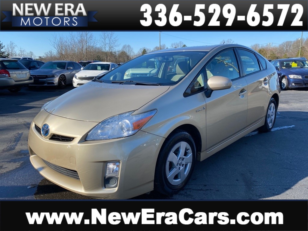 2010 TOYOTA PRIUS II NO ACCIDENTS 1 OWNER for sale by dealer