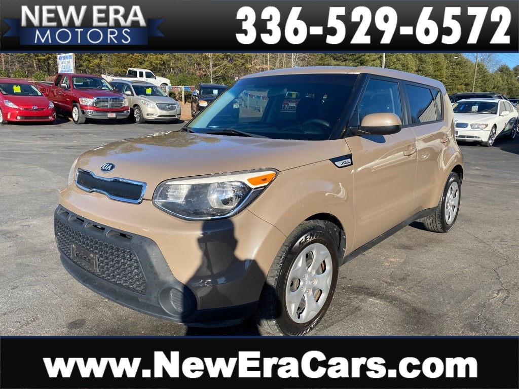 2015 KIA SOUL BASE LOW MILES for sale by dealer