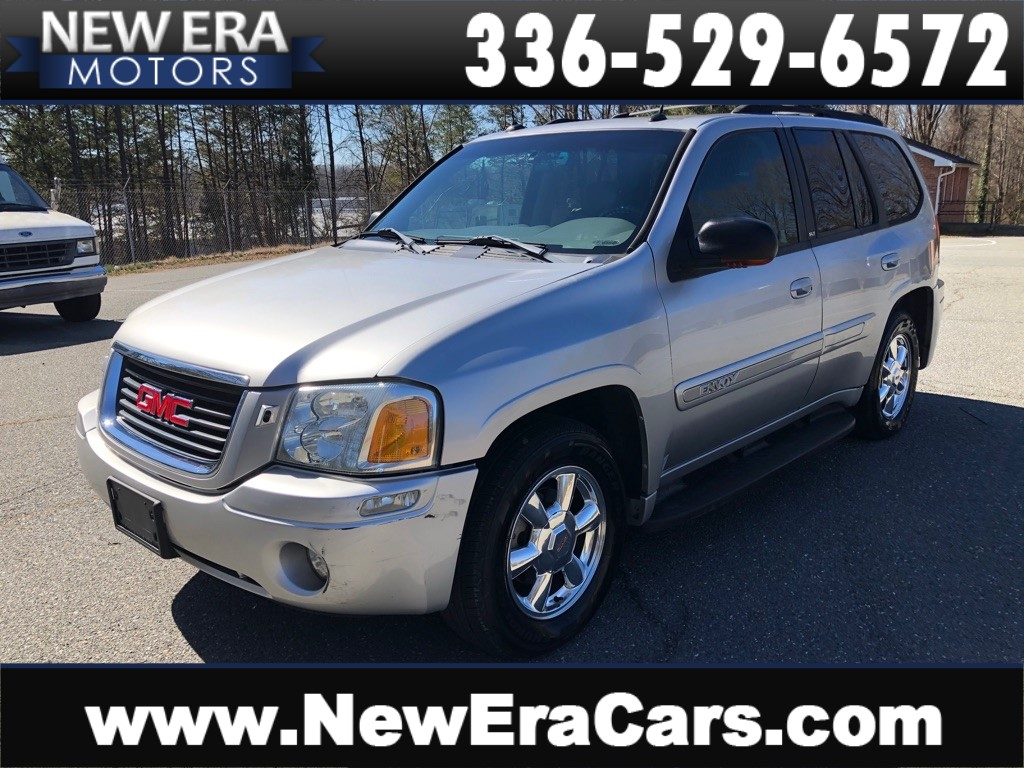 2004 GMC ENVOY NO ACCIDENTS for sale by dealer
