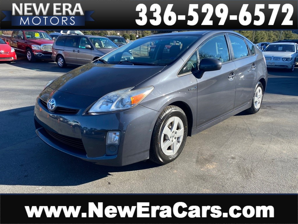 2011 TOYOTA PRIUS GOOD SERVICE RECORDS for sale by dealer